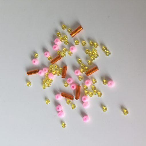 seed beads(glass)