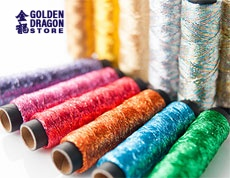 nishikiito metallic embroidery thread