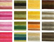 seasons variegated cross stitch thread