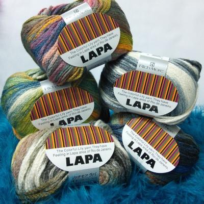 LAPA yarn